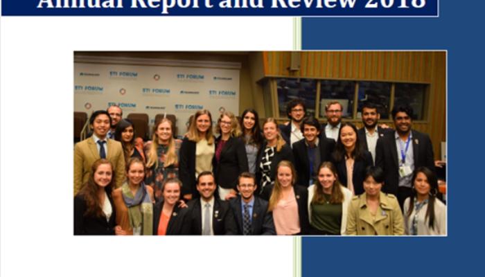 GfGD Annual Report 2018