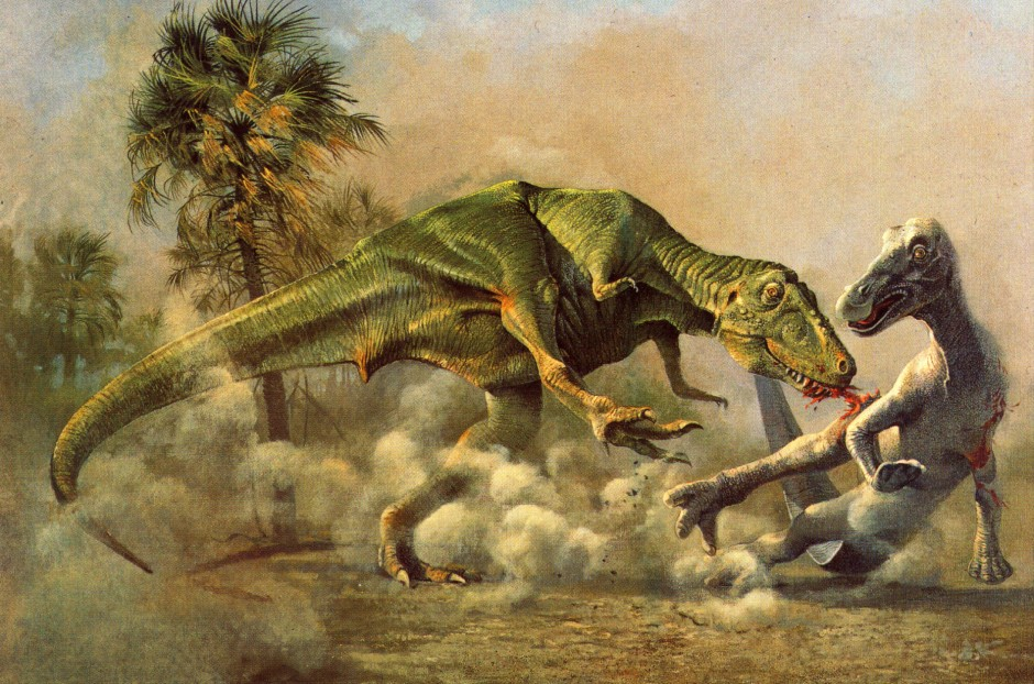 Green Tea and Velociraptors | It's just a flesh wound!