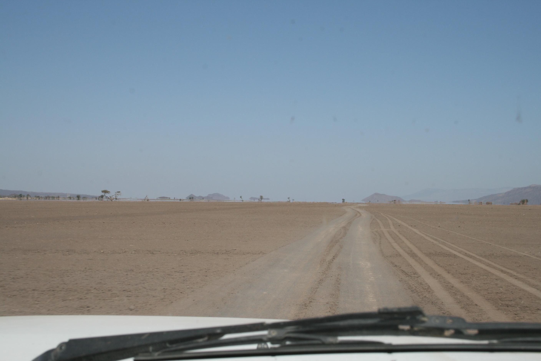 Afar, Ethiopia: en route to Digdigga