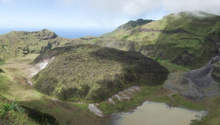 A volcanic retrospective: eruptions of the Soufrière, St Vincent
