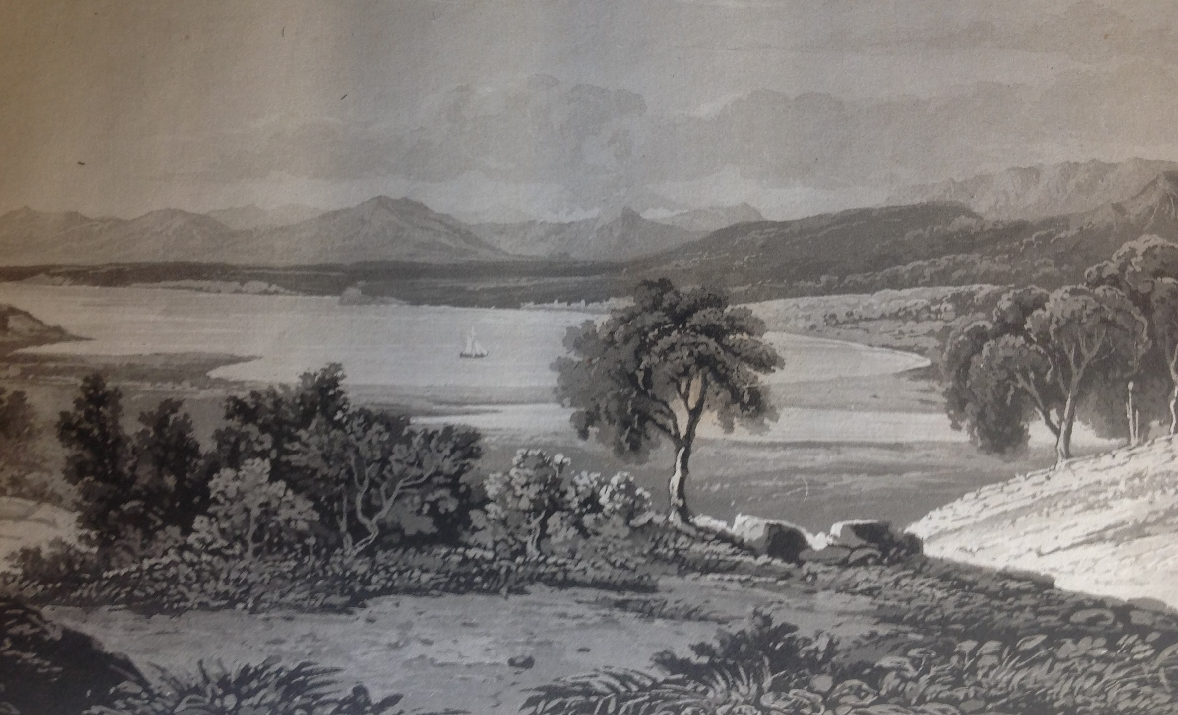 View of Quintero Bay