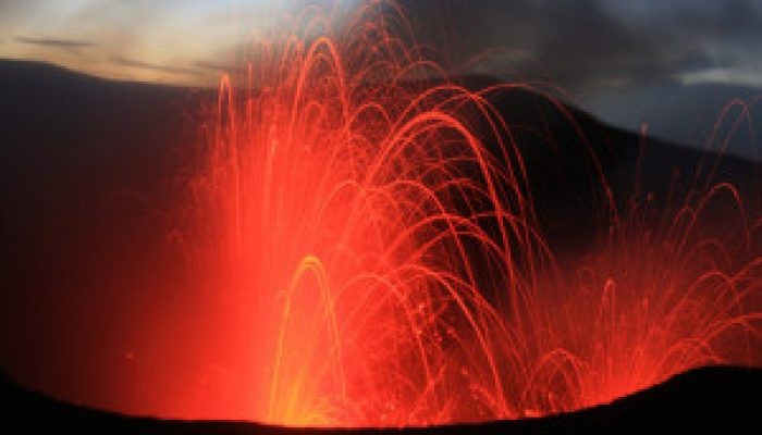 Into the Inferno: an anth(rop)ology of volcanoes