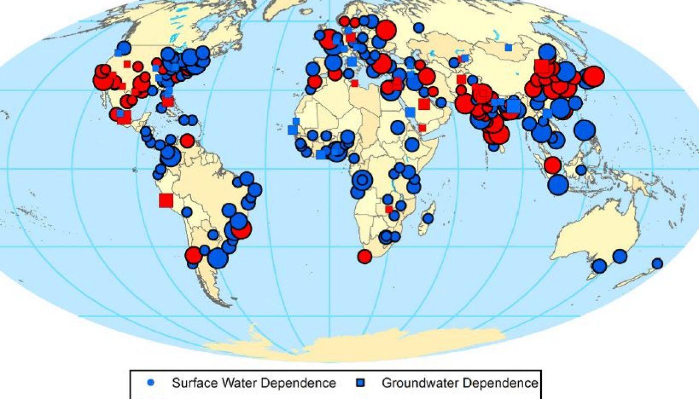 Water Underground | cities
