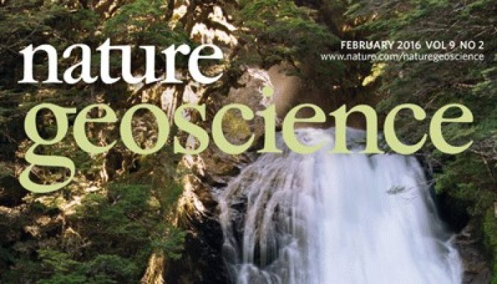 Nature Geoscience digging into water underground this month!