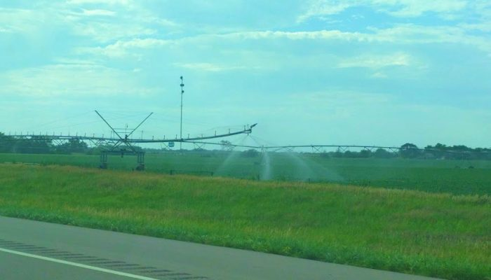 The great American groundwater road trip: Interstate 80 over the Ogallala Aquifer