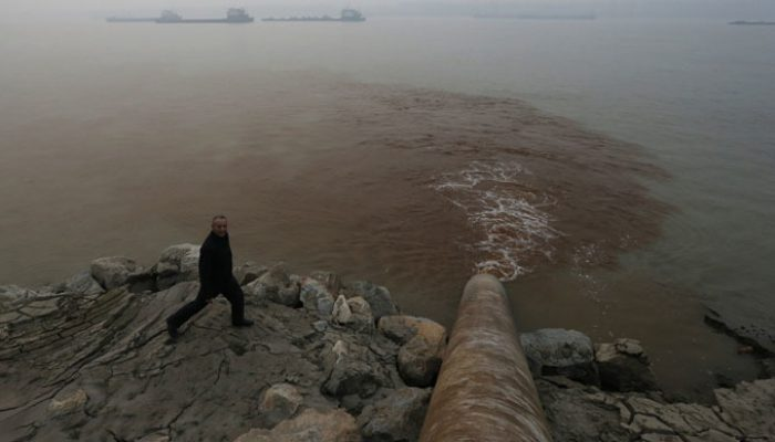 Deep challenges: China's 'war on water pollution' must tackle deep groundwater pollution pathways