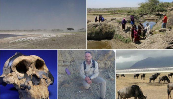 A Tanzanian groundwater safari through the last 2 million years