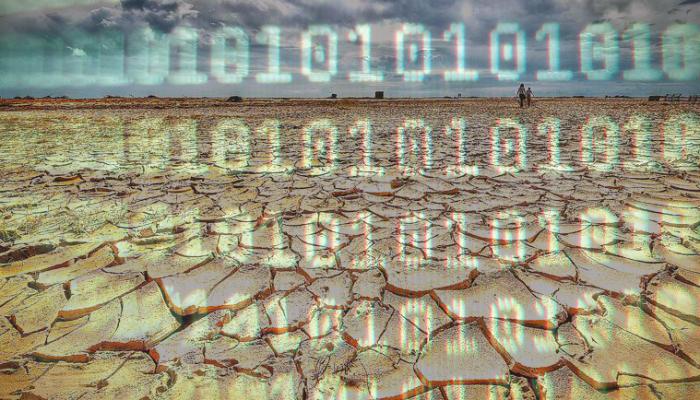 Data drought or data flood?