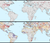 Groundwater pumping poses worldwide threat to riverine ecosystems