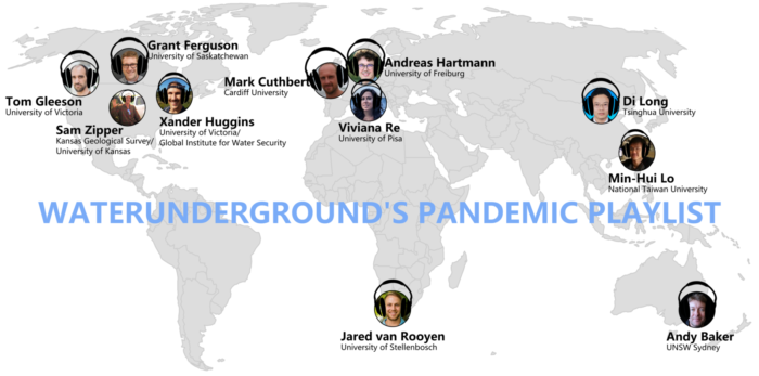 underground social solidarity: our #PandemicPlaylist